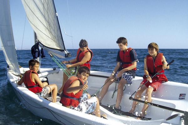 aventura en barco