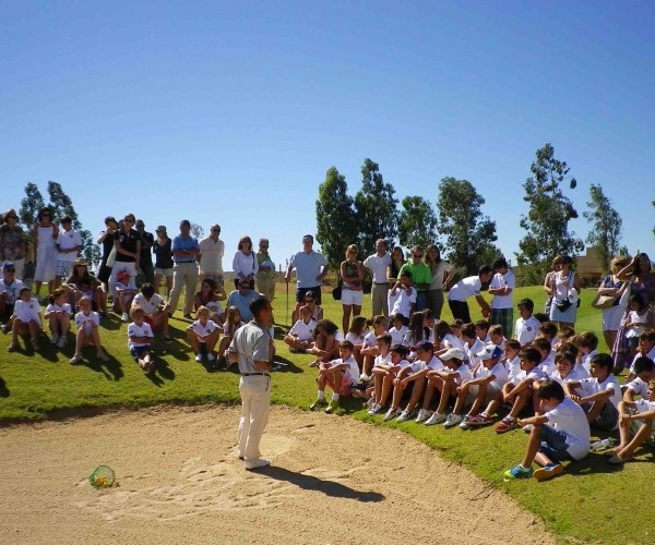 Travel Golf en Palma columna datos