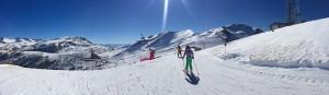 campamento esqui cerler