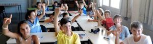campamentos clases extranjero inglés