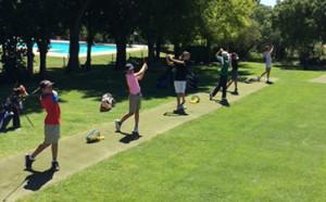 campamento golf herreria